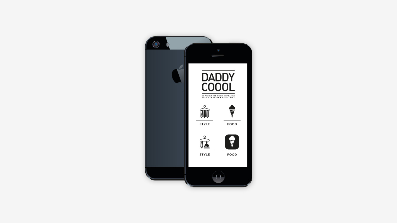 Daddy Coool - iPhone