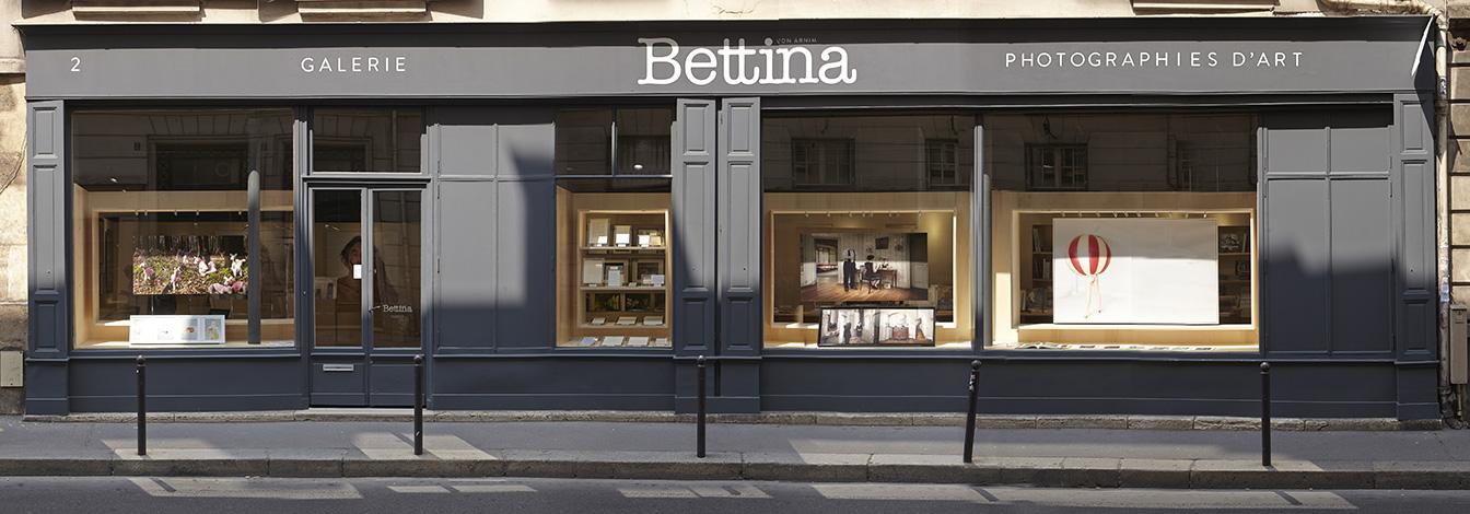 Galerie Bettina - Photo façade