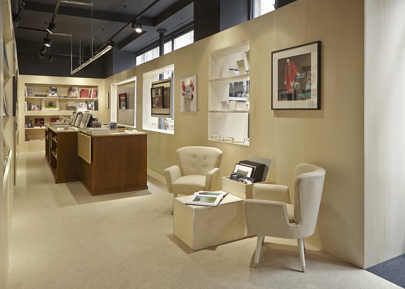Galerie Bettina - Photo intérieur
