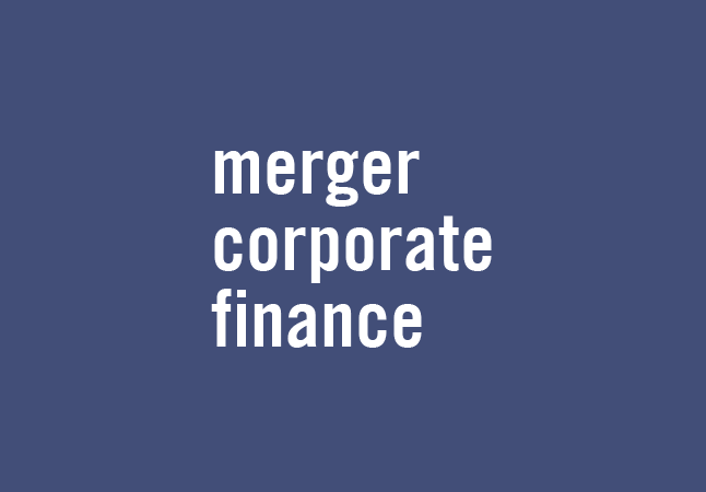 Merger Corporate Finance